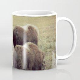 Love your Tribe | Nature Photography | Muskox Coffee Mug