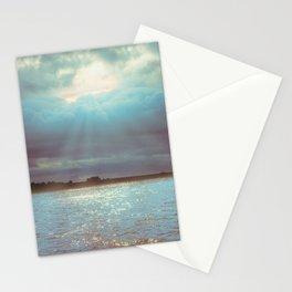 Across The Water Stationery Cards