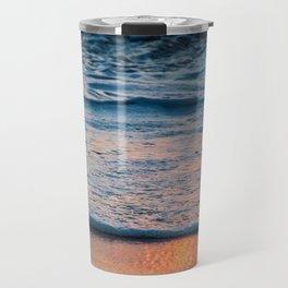 Foam and Reflections Travel Mug