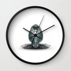 Baby Hair Wall Clock