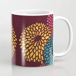 Still Life Chrysanthemum Coffee Mug