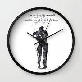 Harley Joker Wall Clock