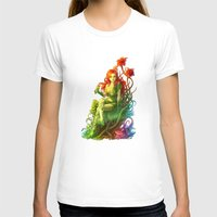 poison ivy T-shirts featuring Poison Ivy by aken