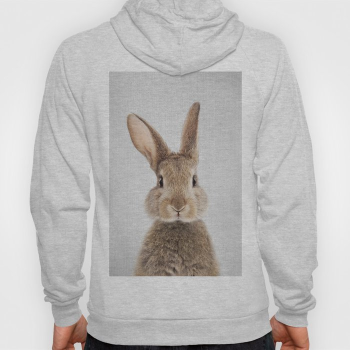 Rabbit - Colorful Hoody