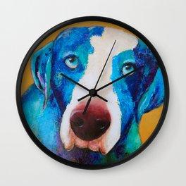 Rudy Wall Clock