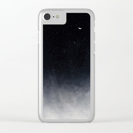 After we die Clear iPhone Case