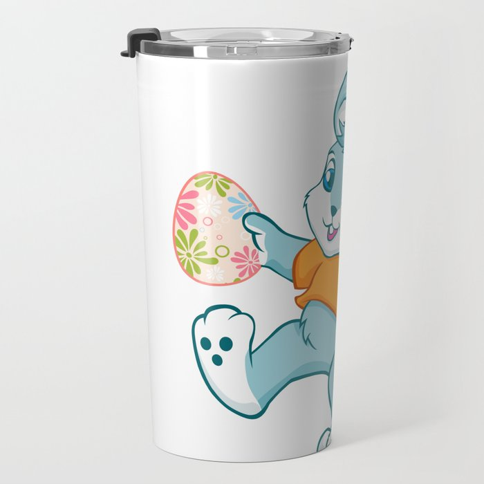 Easter bunny rabbit Travel Mug