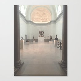 Legion of Honor  Canvas Print