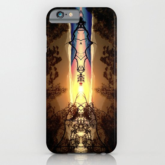 Marmalade Skies iPhone & iPod Case