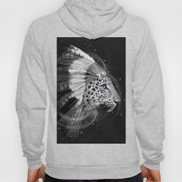 Don't Define the World (Chief of Dreams: Amur Leopard) Hoody
