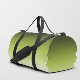 Olive ,green , Ombre Duffle Bag