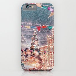 Moscow / Russia iPhone Case