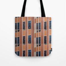 Building to Building: Church Tote Bag
