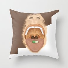 20 mg Throw Pillow