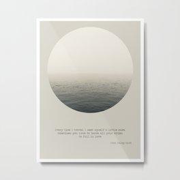 yrsa daley-ward Metal Print