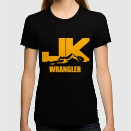 Wrangle Jeep T-shirt