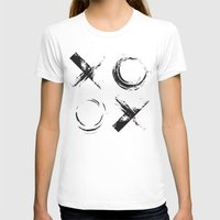 xoxo T-shirts featuring XOXO by Neon Wildlife