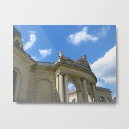 Blue in Chantilly (2008) Metal Print