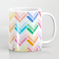 Colourful pattern Mug