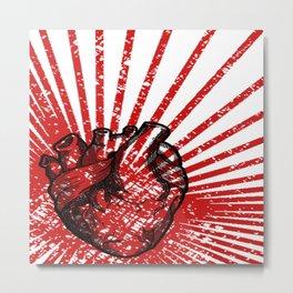 Cut me open V3 Metal Print