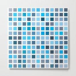 City Blocks - Sky #958 Metal Print