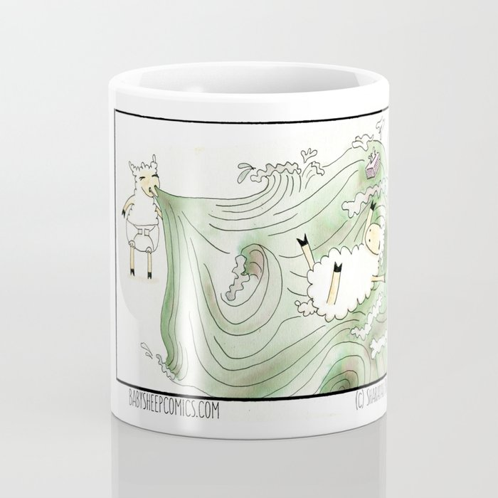 Rhinovirus Coffee Mug