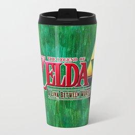 THE LEGEND OF ZELDA BW Travel Mug