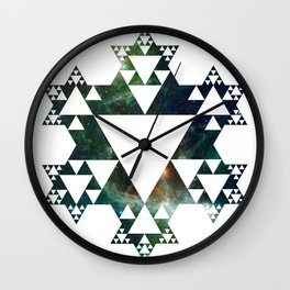 Stars and Stars Wall Clock
