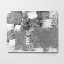 Quiet Painter's Pallette Metal Print