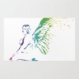 the 6th angel ( Johanna) Rug
