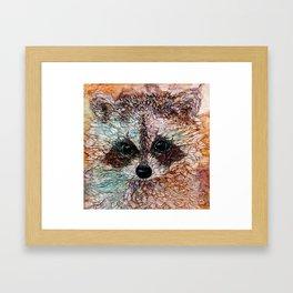 Kit Framed Art Print