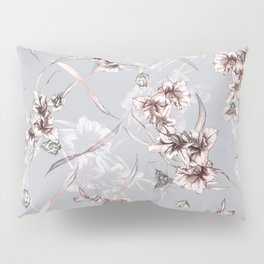 Crystalized Florals Pillow Sham