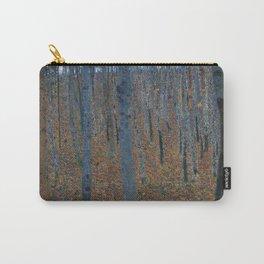 Gustav Klimt - Beech Grove Carry-All Pouch