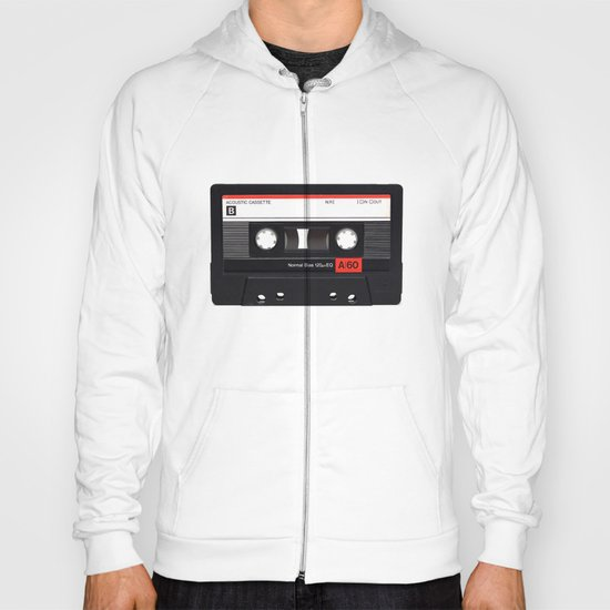 Old School Tape Hoody