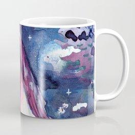 super unicorn galaxy Coffee Mug