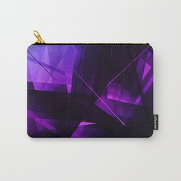 Vanquish - Geometric Abstract Art Carry-All Pouch