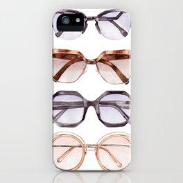 SO CHIC SUNNIES iPhone Case