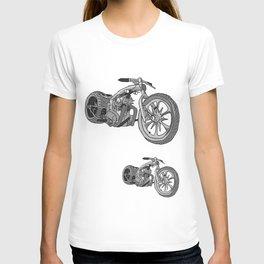 Juan's Chopper T-shirt