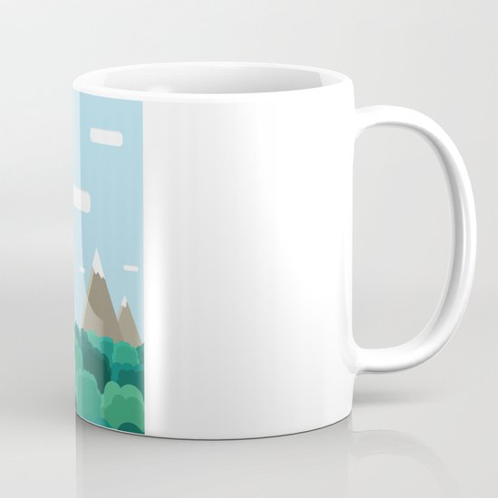 Life Swarms with Innocent Monsters Mug