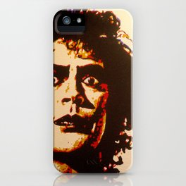 Tim Curry iPhone Case