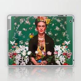 Wings to Fly Frida Kahlo Laptop & iPad Skin