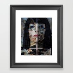 BLOODYMARY Framed Art Print