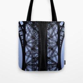 Eiffel Tower - Detail Tote Bag