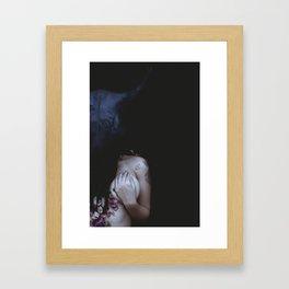 Memoria blasfema Framed Art Print