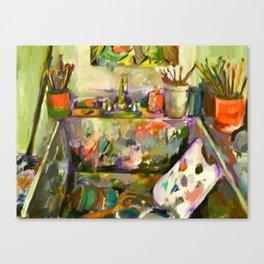 Sink Canvas Print