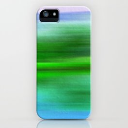 EARTH POEM iPhone Case