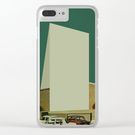 Block 67 Clear iPhone Case