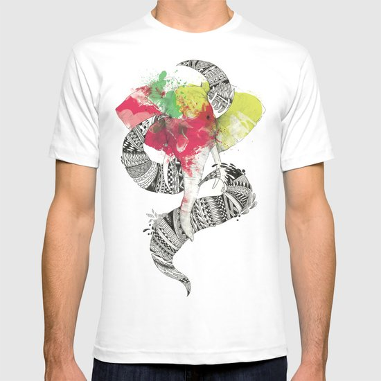 Art'lephant. T-shirt