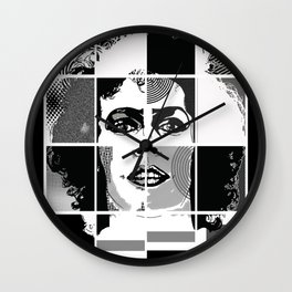 The Rocky Horror Picture Show - Pop Art Wall Clock