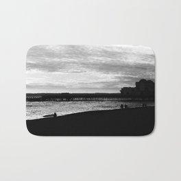 Southsea Beach. Bath Mat
